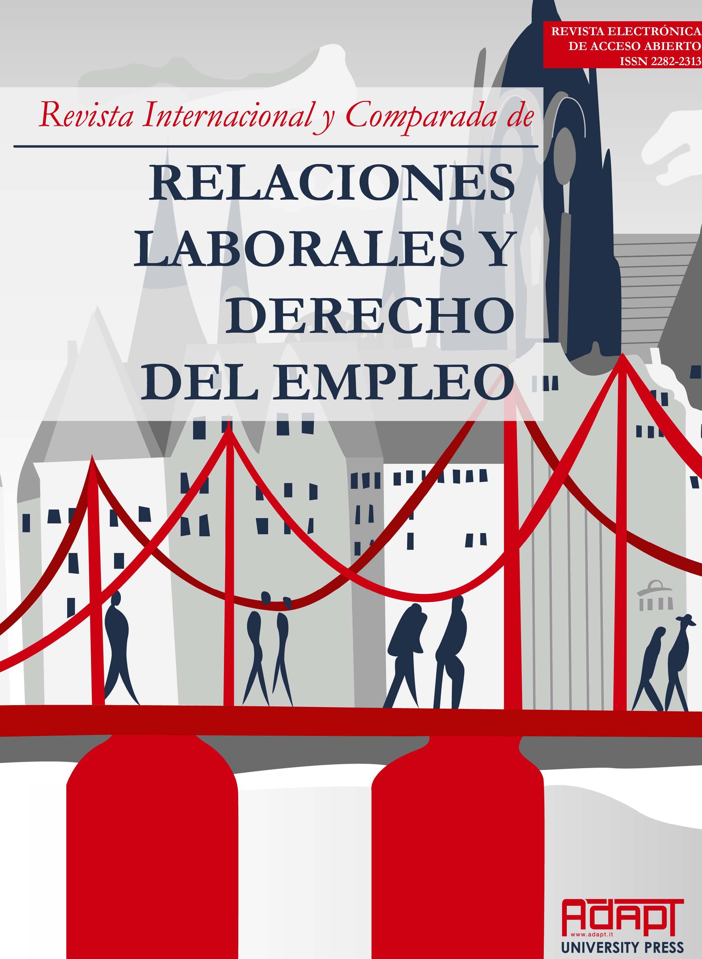 Revista relaciones laborales
